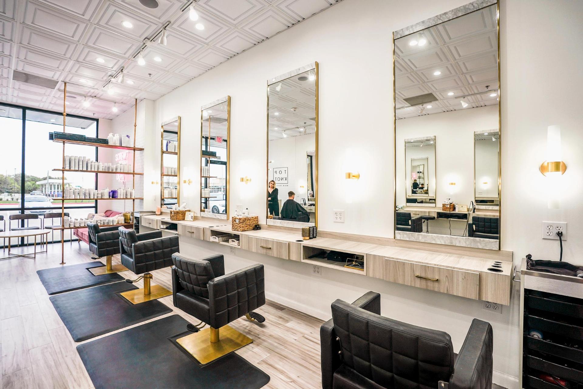 Salon Equipment Ideas & Interior Design Portfolio: Buy-Rite ...